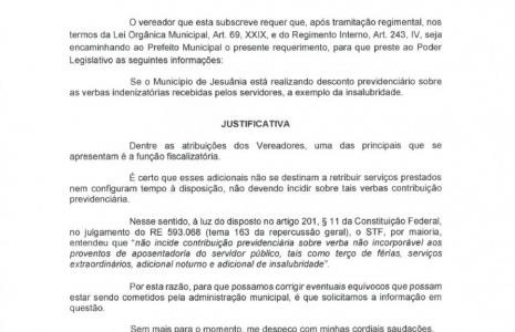 REQUERIMENTO Nº 04-2021